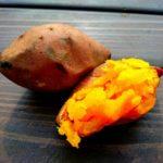 安納芋の切り口がピンクやオレンジの場合、腐ってるの?傷んでるの?普通なの?